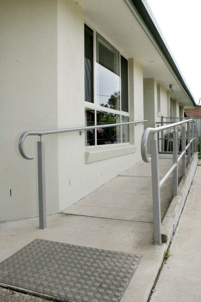 Ramps Amp Stairs Advance Metal Industries Australia