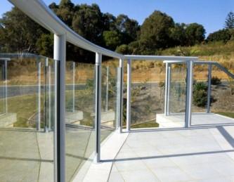 Framed Glass Balustrade AMIA Coffs Harbour 4
