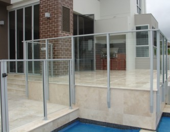 Framed Glass Pool Fencing AMIA Coffs Harbour 5