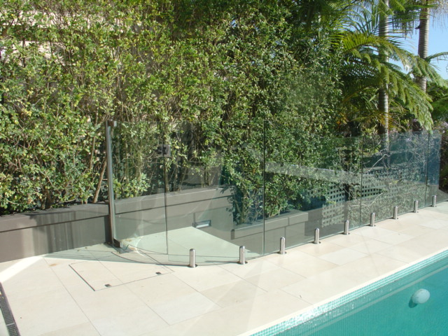 Glass Pool Fencing Mini Post Advance Metal Industries Australia Aluminium Stainless Steel Balustrades Windows Doors