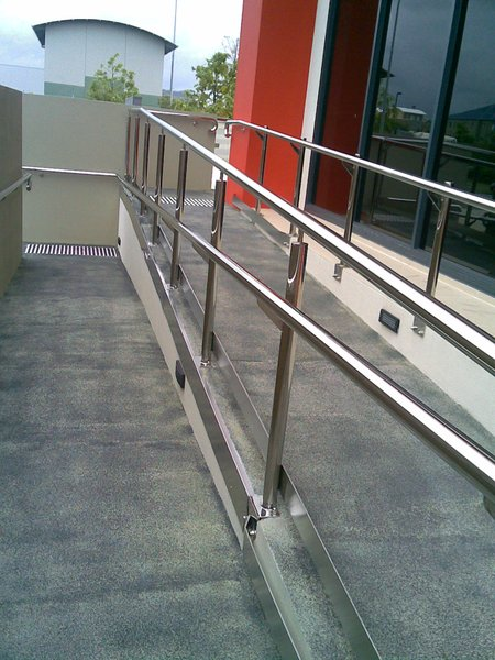 Ramps Amp Stairs Stainless Steel Advance Metal