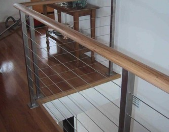 Stainless Steel Cable Balustrade AMIA Coffs Harbour 5