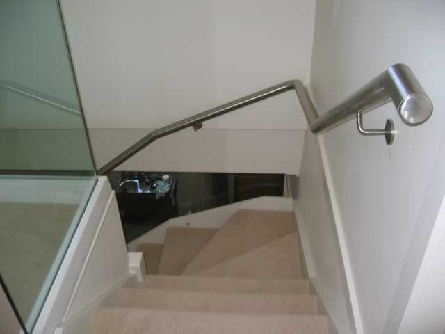 Grab Rails – Stainless Steel | Advance Metal Industries Australia ...