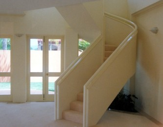 Staircase Handrail AMIA Coffs Harbour