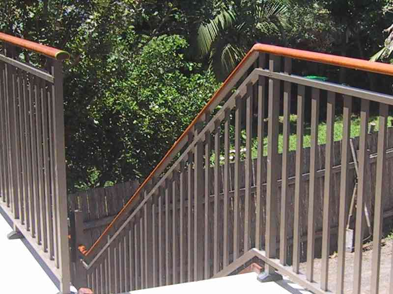 Timber Grab Rails Advance Metal Industries Australia