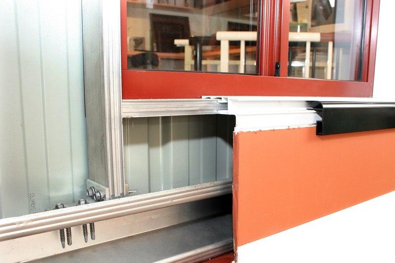 View larger image & Window Stiffener System | Advance Metal Industries Australia ...
