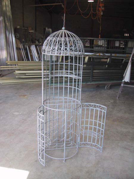 Examples Of Our Powder Coating Advance Metal Industries