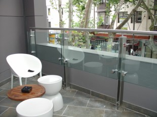 Glass Balustrades Social Club AMIA Coffs Harbour