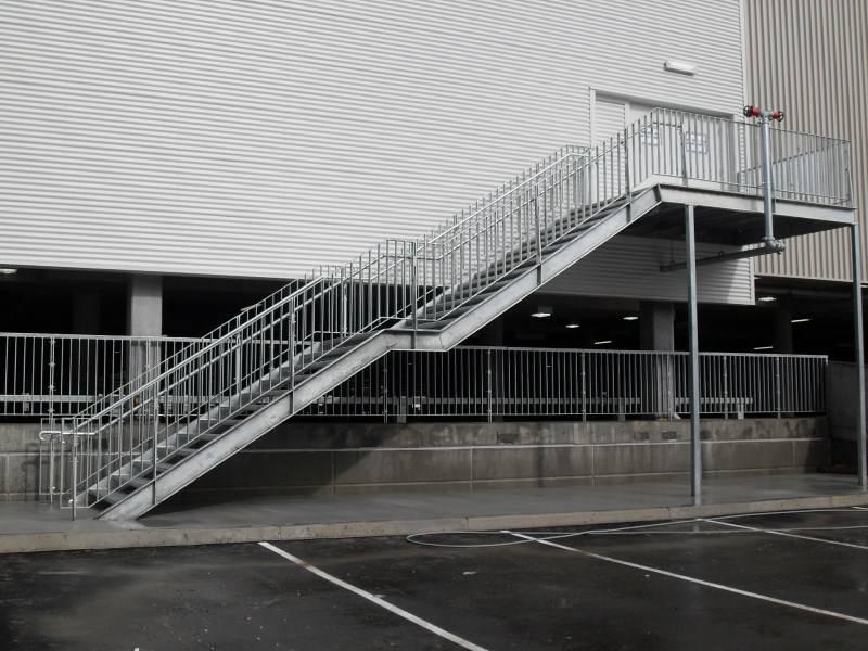 Costco Lidcombe Sydney Advance Metal Industries