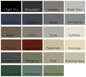 STD Colours - For Website